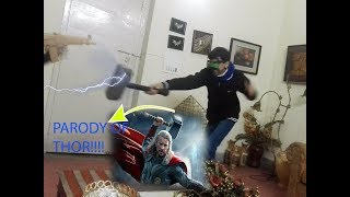PARODY OF THOR MOVIE!!!!!!!!!!!!!(*Great Parody*)!!!!!!!!!!!!