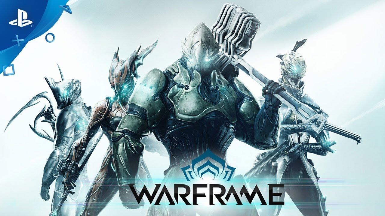 Warframe Game Awards Trailer Ps
