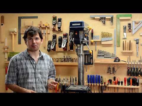 Swapping the workbench and tool wall