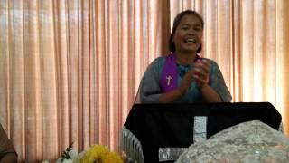 Ibadah Kenaikan Tuhan Yesus di Rumah Doa Abraham Pujian AKu Diberkati