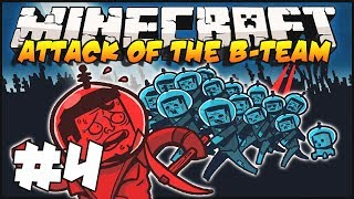 Minecraft - Attack of The B-Team - Ep.4 : Furniture Mod & Swift Present!