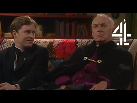 Father Ted | Don't Mention a Word About Bishop Brennan's Son