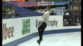 2013 11/9 高橋大輔 NHK杯 フリープログラム ハイライト 今季世界最高得点