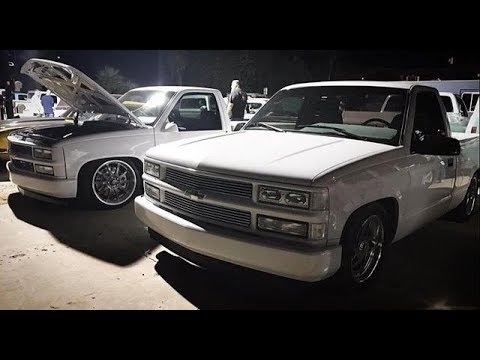 SEAT SWAP IN A PROCHARDED OBS CHEVY! | C10KID
