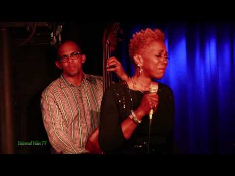 When Will They Learn - Carmen Lundy (Pizza Express Jazz Club, Soho 29-10-16)