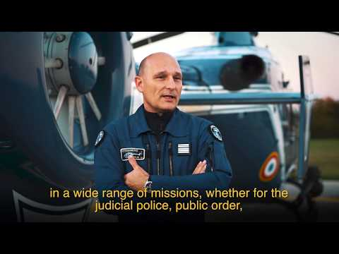 French Gendarmerie - ISR Solution Customer Testimonial