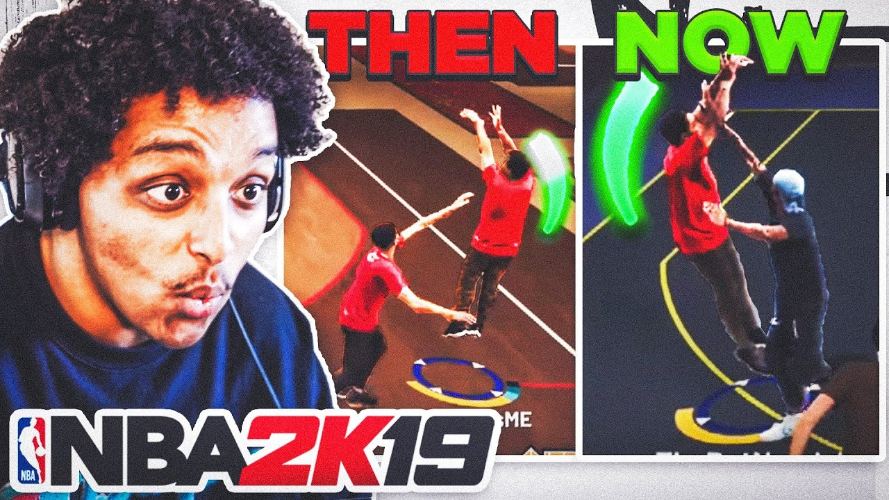 2 YEARS LATER... NBA 2K19 IS A COMPLETELY DIFFERENT GAME...
