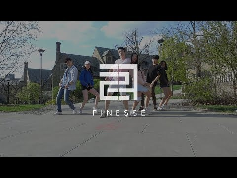 LOKO: Finesse - Bruno Mars ft. Cardi B / May J Lee X Austin Pak Cover