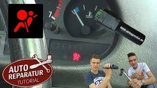 Airbag Fehler Sitzbelegungsmatte Sensormatte BMW | seat occupancy sensor mat | Auto Tutorial