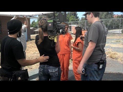 """Laura Beth Love shoots """"Jail Bait: 17 & Life"""""""