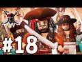 Lego Piratas del Caribe - Capitulo 18 Final - HD 720p