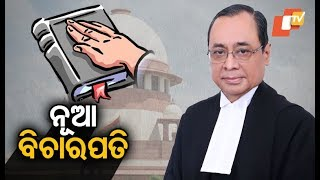 Justice Ranjan Gogoi sworn-in as the Chief Justice of India