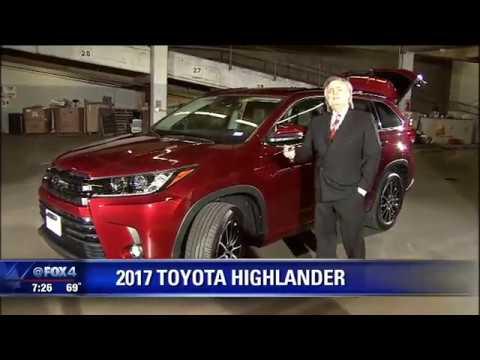 Ed Wallace: Toyota Highlander