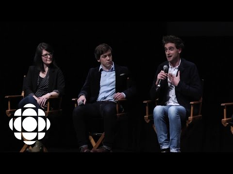X Company's Jack Laskey on playing a Canadian with Synesthesia  CBC Connects