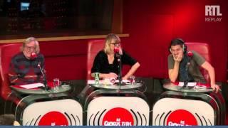 Irène Frain euphorique aux Grosses Têtes - RTL - RTL
