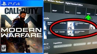 Modern Warfare 'RELEASING' 3 Hours Early! 137 GB Download 'COD MW PRE-DOWNLOADS' Have Started!