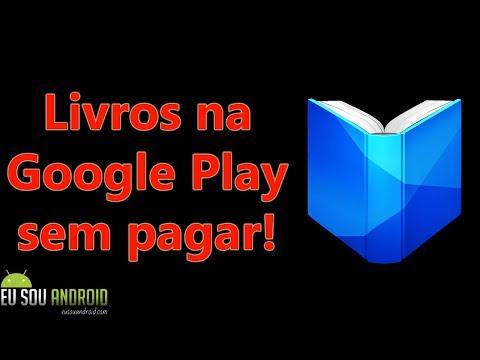 Tutorial - Como obter livros na Google Play gratuitamente