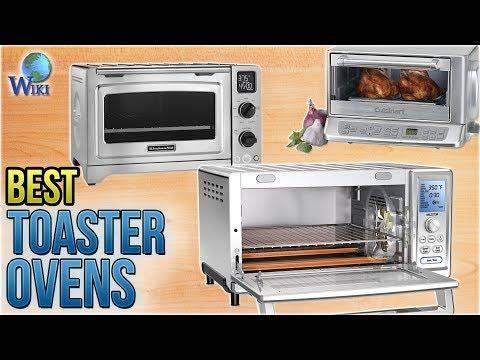 10 Best Toaster Ovens 2018