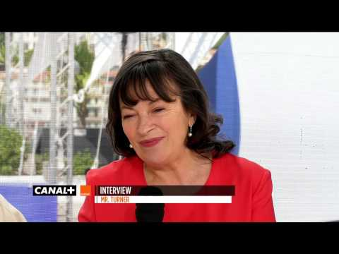 Cannes 2014 - Mr Turner : Le meilleur de l'interview