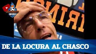 SORIA, de la LOCURA al CHASCO con el BAYERN - SEVILLA | Chiringuito Inside