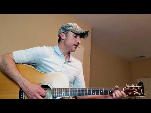 I Can Still Make Cheyenne - George Strait (Robbie Trujillo Acoustic Cover)