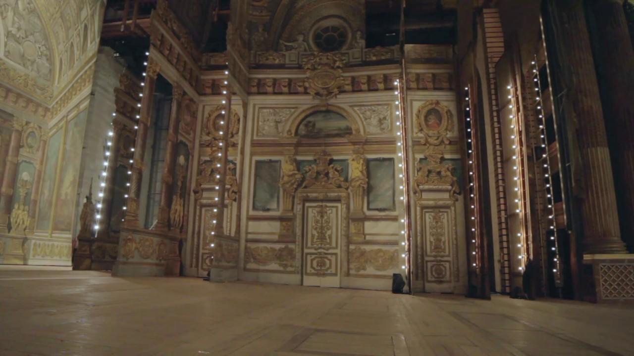 Décors Pierre Luc Charles Cicéri Opéra Royal De Versailles 2018