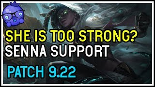 Senna seems pretty good in Ranked! - Diamond 1 EUW League of Legends