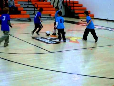 SWYS of NM De Vargas Middle School 1/7/2012 (5-8) Soccer