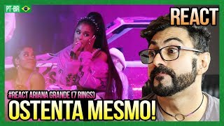 Baixar REAGINDO a Ariana Grande - 7 rings (Live From The Billboard Music Awards / 2019)