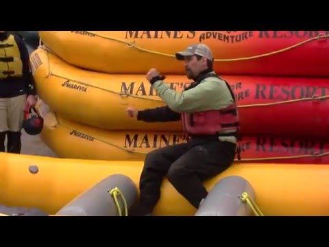 Northern Outdoors Whitewater Guide School