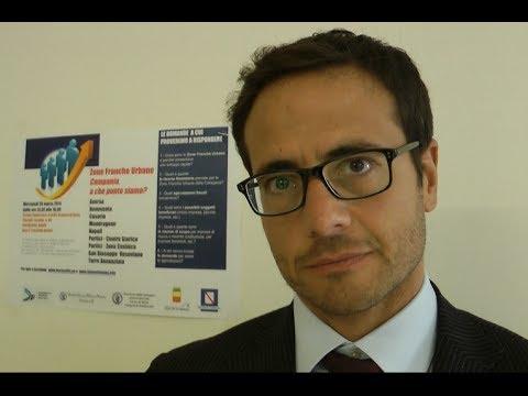 Alfonso Sperandeo, Istruttore Amministrativo del Comune di Napoli
