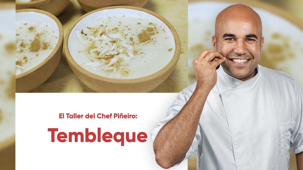 Download Postre Navideño Tembleque - El taller de Chef Piñeiro