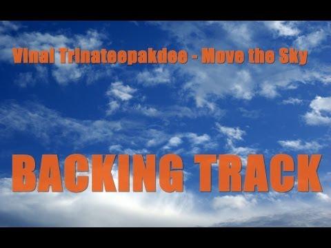 Vinai Trinateepakdee - Move the Sky (BACKING TRACK)