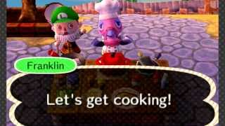Animal Crossing: New Leaf - Day 11: Harvest Festival