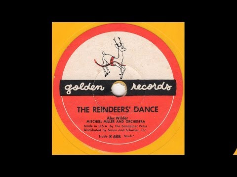 Mitchell Miller and Orchestra - The Reindeers' Dance