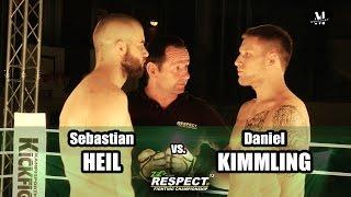 RESPECT.FC 13 - Sebastian HEIL vs. Daniel KIMMLING