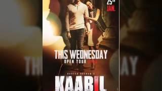 Kabil movie sad  music