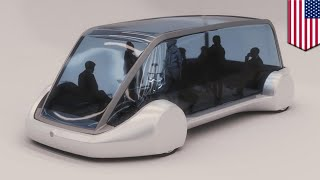 Elon Musk Boring Company bids to build Chicago express travel pods to O'hare - TomoNews