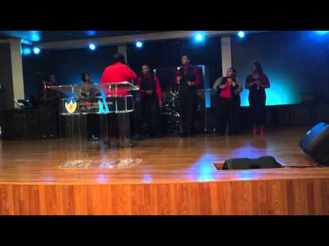OPEN FIRE PRAISE AND WORSHIP