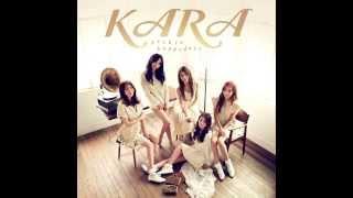 KARA - Bye Bye Happy Days Official Instrumental
