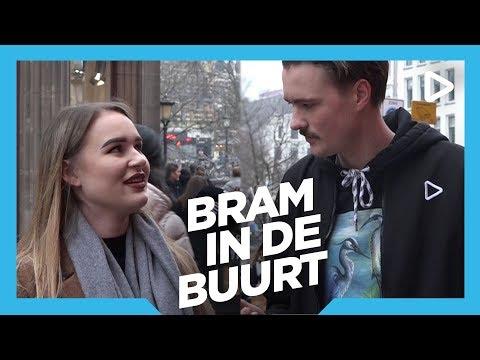'Ik eet bakken met frikandellen' - Bram In De Buurt | SLAM!