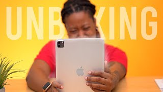 iPad Pro 2020 Unboxing & First Impressions