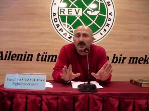 """""""Ahlak İrfan Tasavvuf ve İslam """" Yusuf YAVUZYILMAZ"""