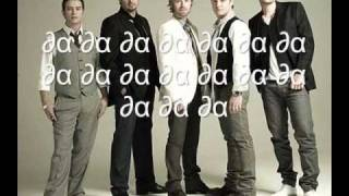 Boyzone - Words (With Lyrics)