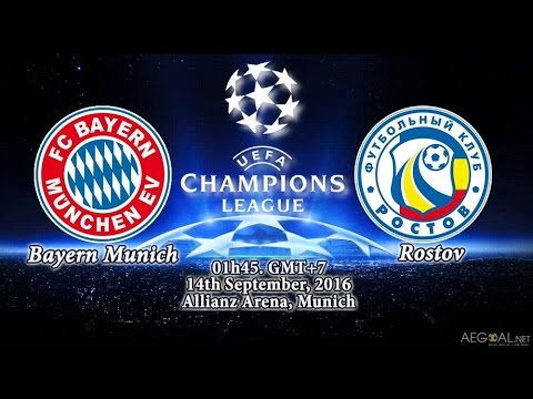 Download Bayern Munich vs FC Rostov 2-3 highlights HD 23/11/2016