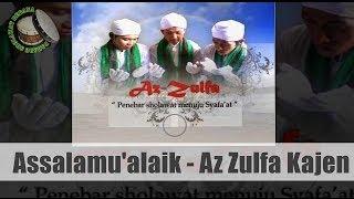 [7.05 MB] Rebana Az Zulfa Kajen - Assalamu'alaik