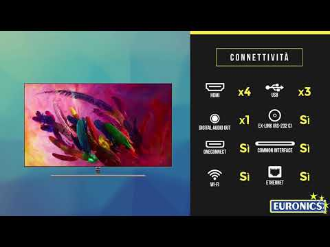 Samsung | TV QLED UHD Flat | Serie 7 | 55Q7FN 2018