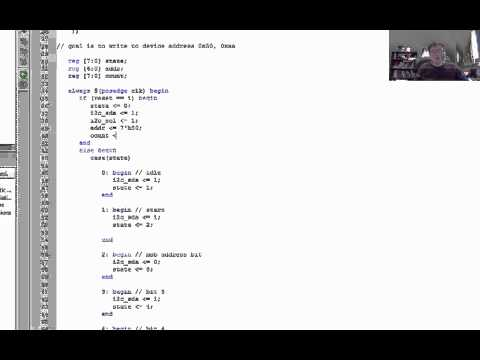 I2C - Bus Master - Step 1