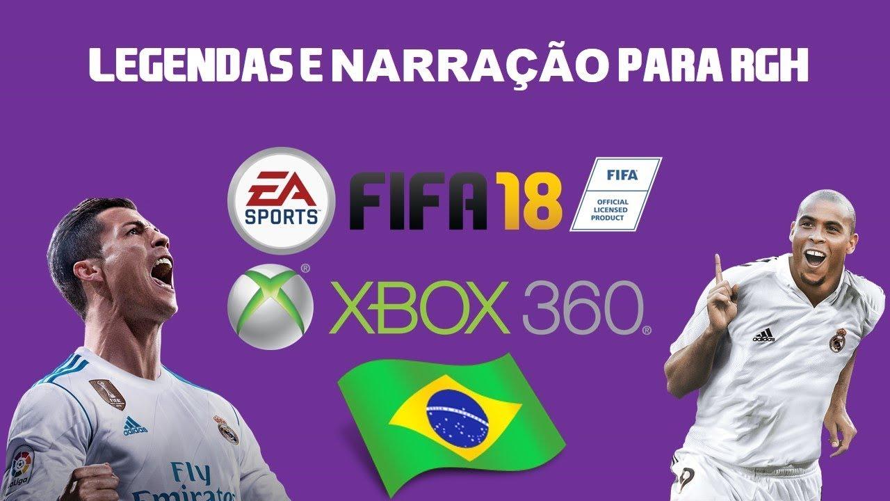 fifa 18 xbox 360 download torrent portugues