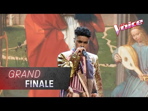 Grand Finale: Siala Sings 'God Is A Woman' | The Voice Australia 2020